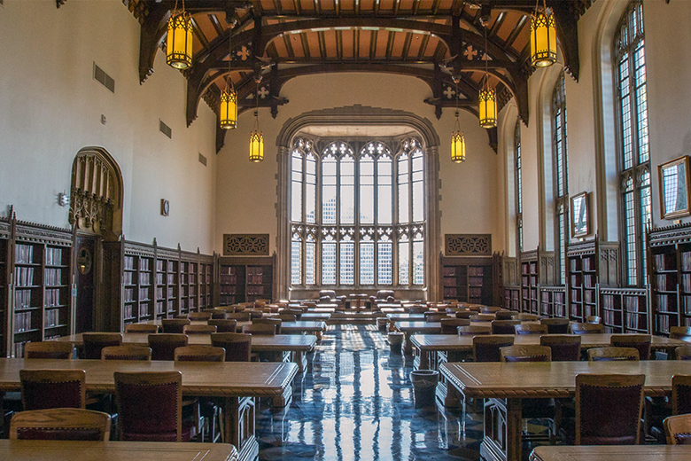 Bizzell Reading Room